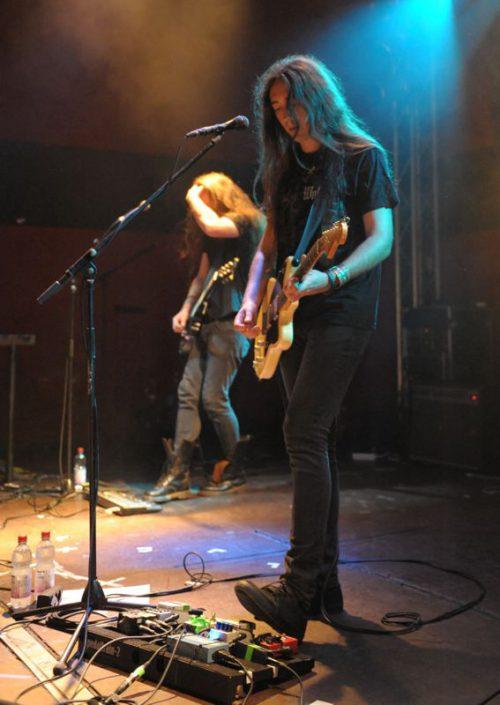 Alcest im Turock, Essen am 9.9.15