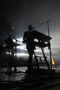 ALT-J und Hundred am 19.11.2015 Mitzubishi Electric Hall in Düsseldorf