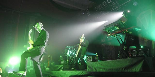 Ghost und Dead Soul am 5.11.2015 Live Music Hall in Köln