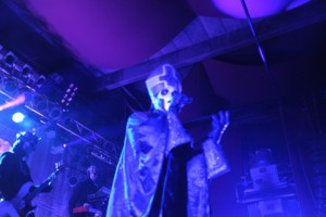 Ghost und Dead Soul am 5.11.2015 Live Music Hall in Köln