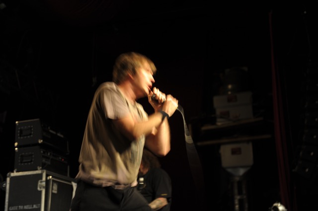 Napalm Death by Deathcrusher Tour 2015