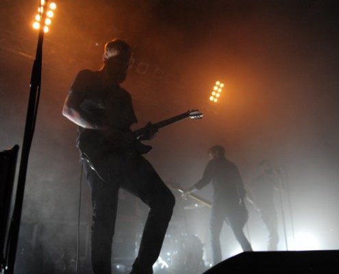 The Ocean in Live Music Hall Köln 26.10.2015