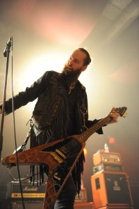 Sólstafir in Live Music Hall Köln 26.10.2015