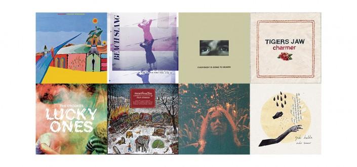 Neue Alben von Basement, yndi halda und The Crookes. Beach Slang, mewithoutYou, Citizen, Tigers Jaw, Turnover und Basement im Jan/Feb auf Tour